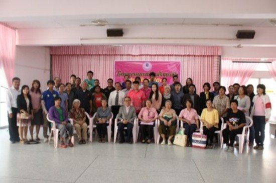 Phuket organizes Silk Screen Workshop