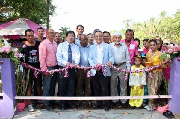 Phuket opens Recreation Park in Tambon Thepkasatri