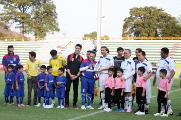 Phuket Superstar Soccer Championship 2014