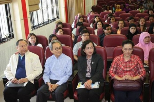 Phuket's Public Forum on Children's Ethics