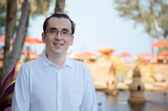 JW Marriott Phuket Resort & Spa Welcomes New General Manager