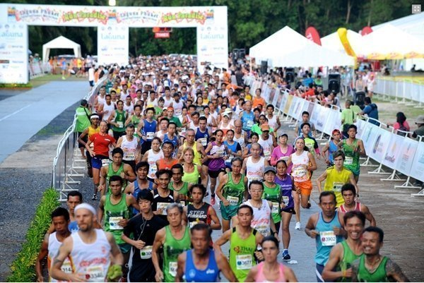 Laguna Phuket's Family-Friendly Marathon