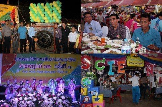 Phuket School holds Educational Fair