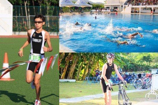 Thanyapura Phuket holds successful Superkidz Triathlon