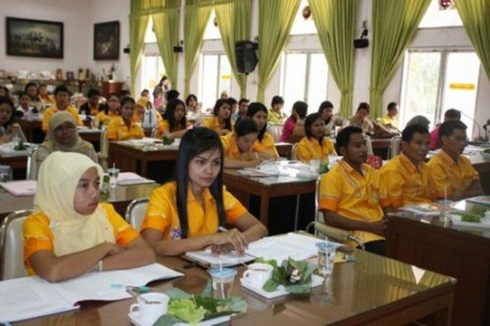 Phuket's Orientation of New Teachers & Educators