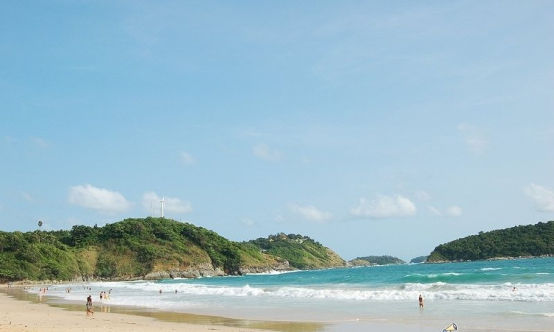 Four Phuket Beaches named amongst Top Beaches in Asia