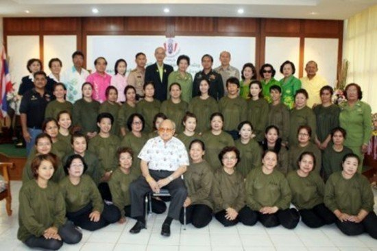 Phuket holds training course for Territorial Defense Volunteers