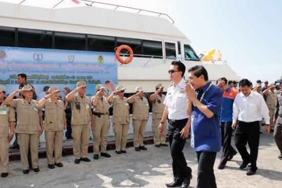Phuket opens Songkran Accident Prevention Centre