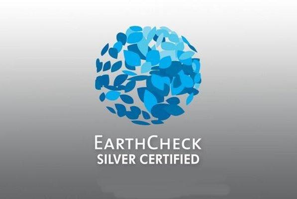 Earthcheck Silver for Centara Grand Beach Resort Phuket