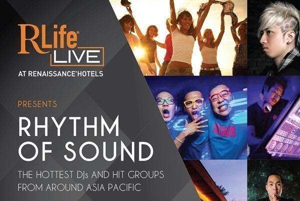 Renaissance Phuket announces new date for Rhythm of Sound event