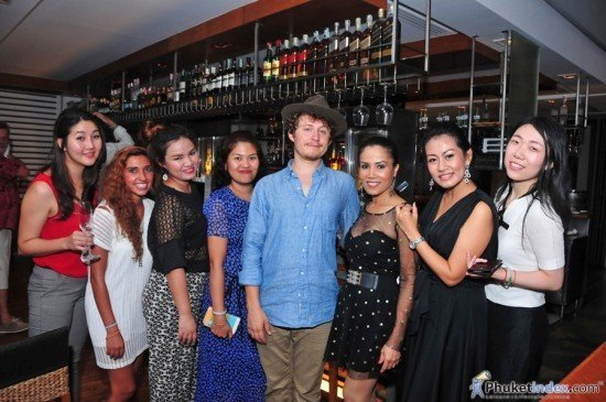Phuket's Oriental Spoon introduces Pianoman to local media