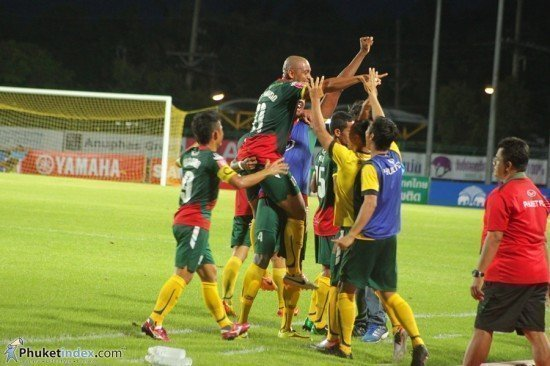 Phuket FC keeps promotion chances alive