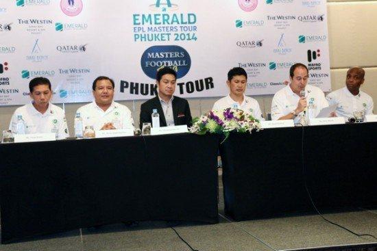 Phuket to host English Premier League Masters Tour