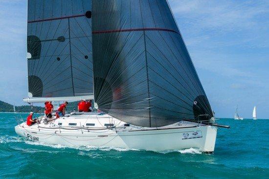 Phuket Raceweek 2014 - Relishing a challenge