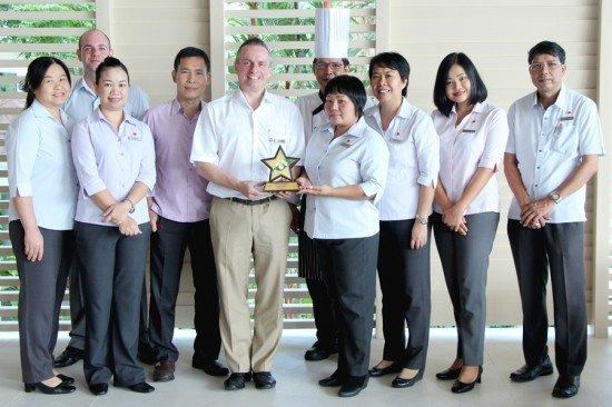 Amari Phuket receives Smoke Free Hotel Award