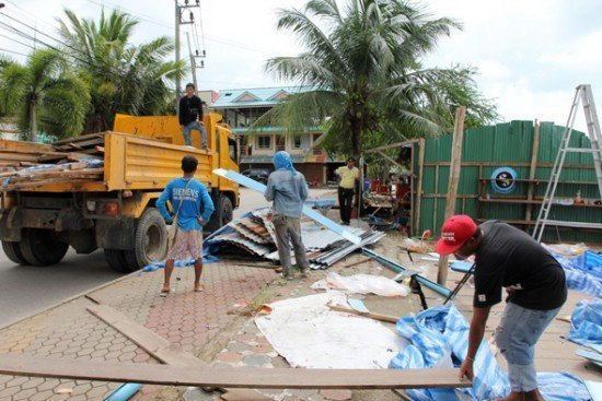 Phuket tackles East coast land encroachment