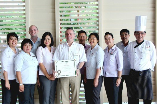 Amari Phuket receives Green Leaf Award