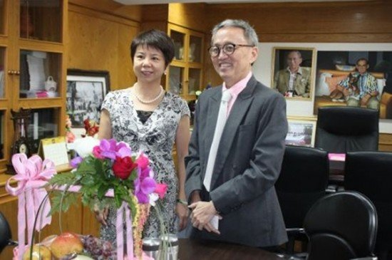 Phuket PAO in meeting with Chinese Consul