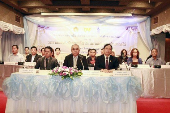 Phuket Vocational College signs MOU with Thai Hotels Association