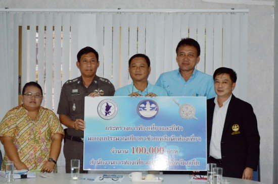 Phuket reveals 20mn baht fund to assist tourist victims