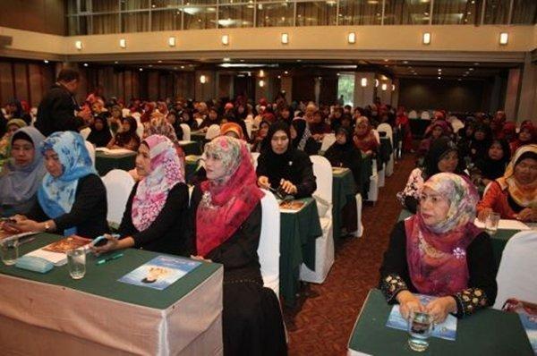 Phuket holds training course to empower local Muslim women