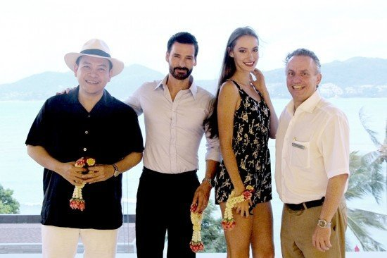 Amari Phuket welcomes celebrity photographer