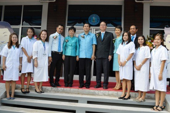Phuket opens Water Lab Cluster