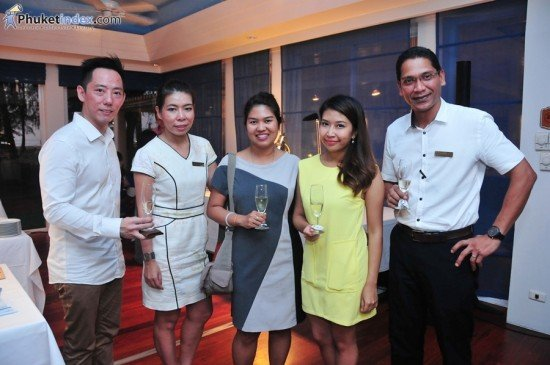 La Trattoria Phuket hosts Oyster Bay Wine Dinner