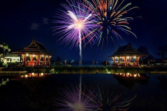 Christmas & New Year Celebrations at Regent Phuket