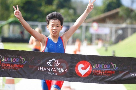 Thanyapura Phuket announces second junior challenge triathlon