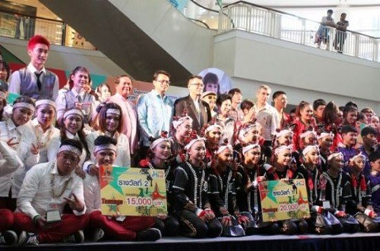 Phuket hosts Teen Dancercise Championship