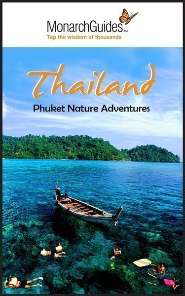 First nature adventure guide to Phuket released