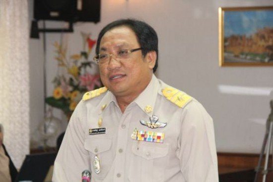 Phuket PAO appoints new Council Chairman