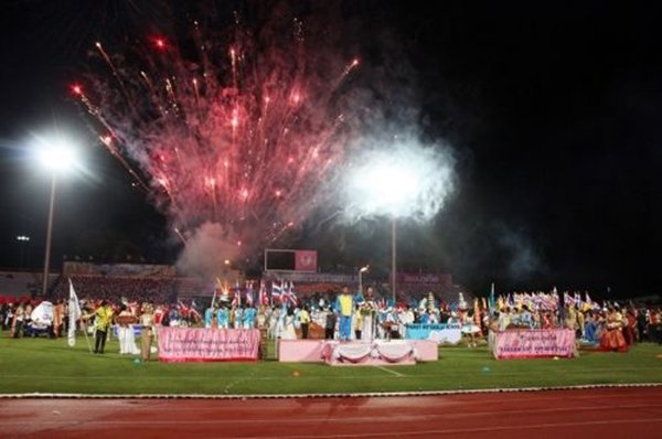 Phuket track & field event a great success