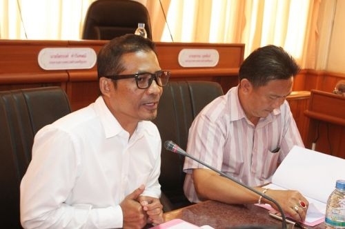 """PPAO Holds Meeting To Prepare For """"Or Bor Jor Sanjorn"""" In Sri Suntorn Area, Thalang"""