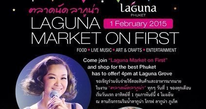 "Come join ""Laguna Market on First"" and shop for best Phuket has to offer!"