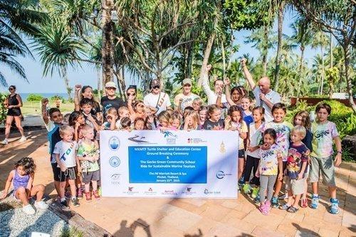 Phuket Turtle Shelter & Education Center To Begin Taking Shape