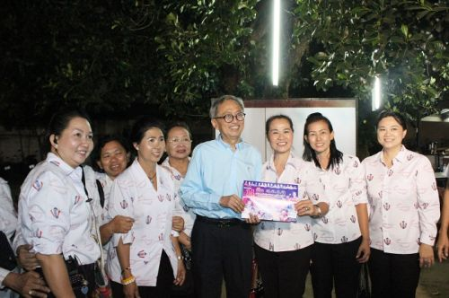 PPAO President Guest Of Honor At CHarity Boxing Matches