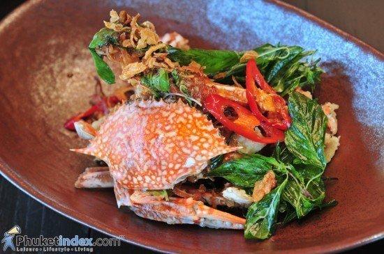 Blue Crab Promotion