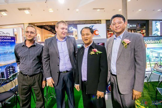 Phuket Governor launch Phuket Real Estate Association 2015