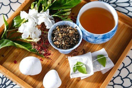 Introducing the Mood Tea Scrub at Amari Phuket's Breeze Spa