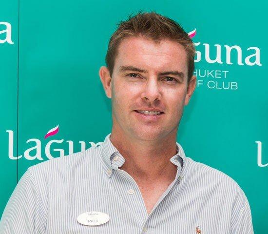 Paul Wilson, Director of Golf, Laguna Phuket Golf Club