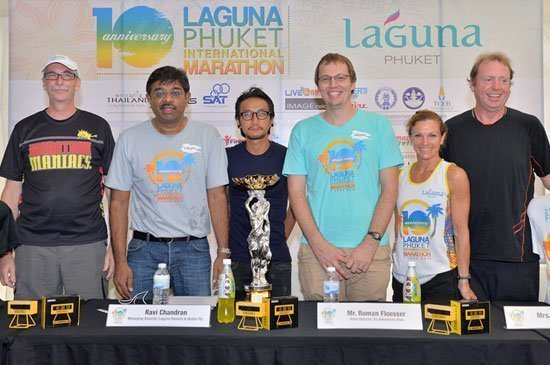 10th Laguna Phuket International Marathon sets to break records