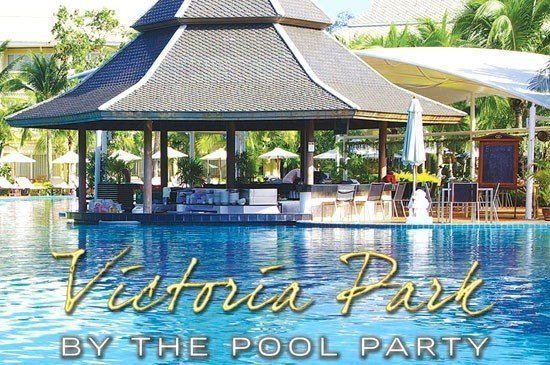 Victoria Park by The Pool Party at Sofitel Krabi Phokeethra Golf & Spa Resort