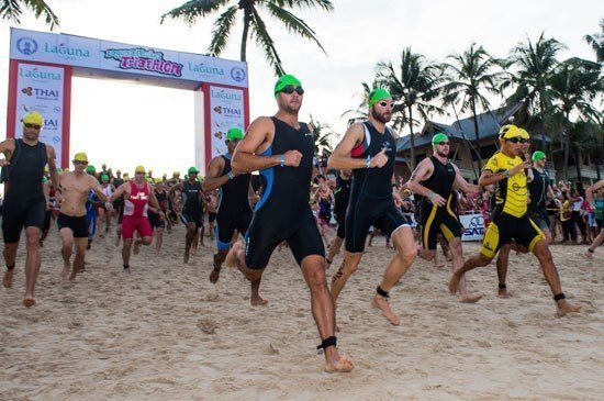 Thousand triathletes will descend to the island of Phuket for the Tri-Fest