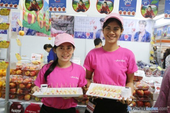 004Inaugural FOOD and HOTELEX 2015 opens in Phuket