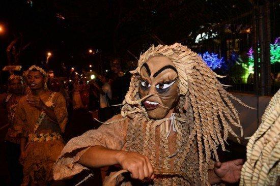 Malaysian Mask Festival01