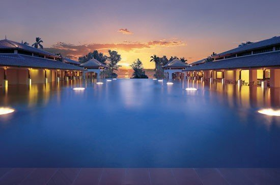JW Marriott Phuket Resort & Spa voted Top 25 Best Resorts in Asia by Condé Nast Traveler US Readers's Choice Award 2015