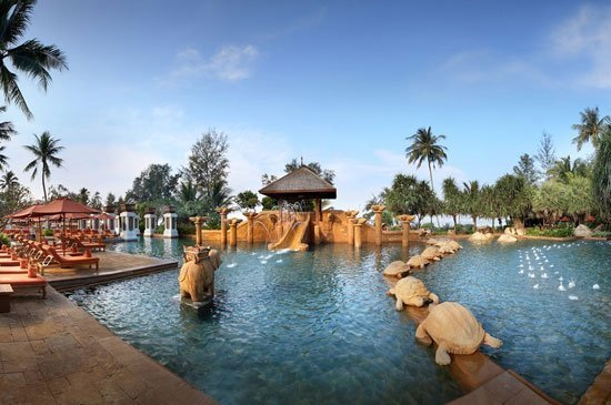 Top-Notch family getaway with kids stay at JW Phuket