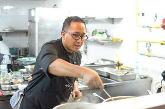 01The Culinary Journey Continues with Indonesian Master Chef Degan Septoadji at Ginja Taste
